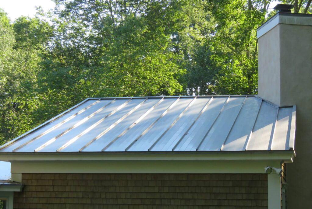 Standing Seam Metal Roofing-Metro Metal Roofing Company of Delray Beach